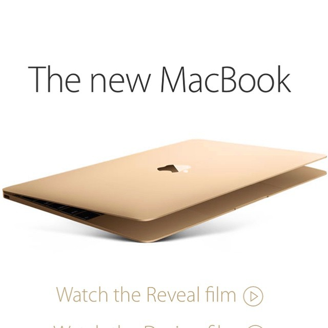 the new mac