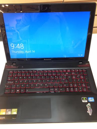 IdeaPad Y500