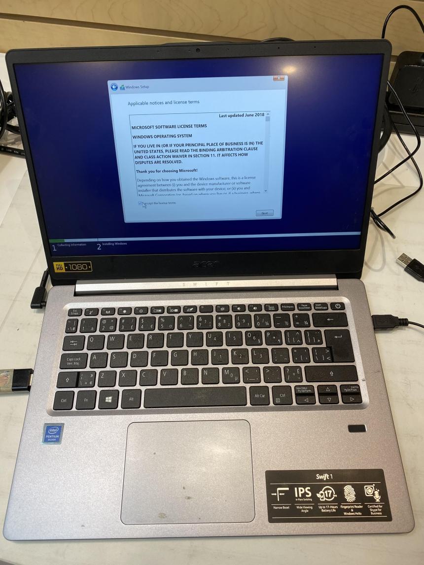 Acer Laptop Repair